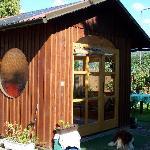 Little breakfast cottage