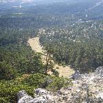 pista de esqui de la mogorrita, pico mas alto de cuenca