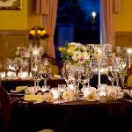 Decorazioni dei tavoli