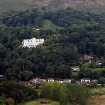 Long Mynd Hotel viewed from the SE