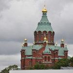 Russische Uspenski-Kathedrale