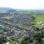 views from the Wallace Monument...