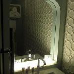 Washroom (lights off)