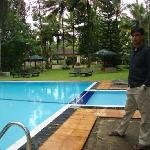 WITH SWIMMING POOL