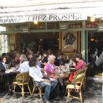 Cafe Le Triomphe