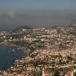 a view over Funchal