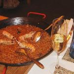 paella as served