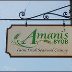Amani's BYOB