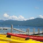 Kayaks for rent