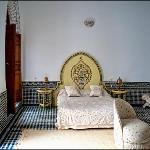 Riad Dar Al Safadi, Habitación