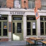 Ulysses' Entrance