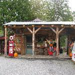 General Store on property- has it all