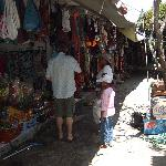 Sanur Beach Markets