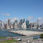 Manhattan Skyline for Brooklyn Heights Promenade