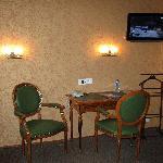 Chambre 112 côté salon