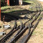 Rail system for the Cog Railroad.