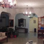 Hotel Alkyon - Empfang