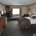 Standard King Suite Room