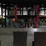 Long beach pool bar