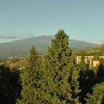 Etna at dawn