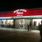 Sam's Pizza Palace