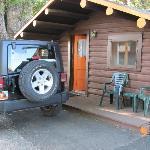 Kudar Motel Cabin
