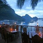 Foto de La Salangane Restaurant