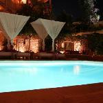Fantastic pool area at the Margi