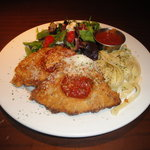 Our parm chicken