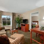 Sprawl out in our spacious suites!