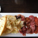 Meat and Cheese Platter $5 at happy hour