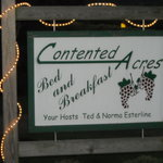 Photo de Contented Acres Bed & Breakfast