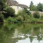 The Chateau, lake and tree house