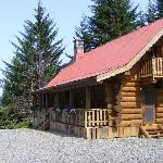 The Main Lodge - a great socilizing area!