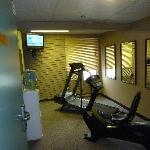 Gym...