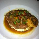Veal entree