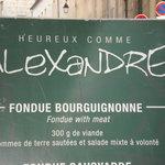 Photo de Heureux Comme Alexandre