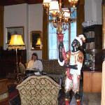 Salon Rosenlaui Hotel