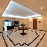 Kanapitsa Mare Hotel & Spa, Reception