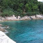 One of the snorkeling spot