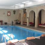 Inner pool, hammam
