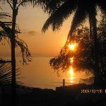 Sunset @ Haad Tian