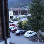 Hoteleigene Parkplätze
