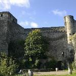 Nearby Burg Hohenstein