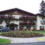 Charming Bavarian-style Inn