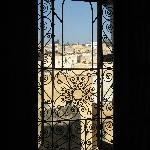 View of medina from bedroom