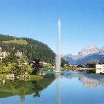 Châtel : lac de Vosnes