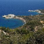 Bucht von Agios Isidoros