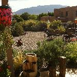 Chocolate Turtle Bed and Breakfast - Corrales Courtyard