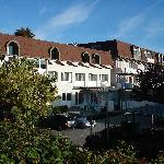 Ansicht Innenhof (Links EZ ohne Balkon aber Morgensonne)